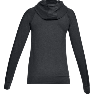 FEATHERWEIGHT FLEECE FULL ZIP - BLACK