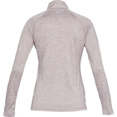 W TECH TWIST 1/2 ZIP - GREY
