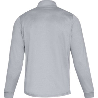 ARMOUR FLEECE 1/2 ZIP GREY