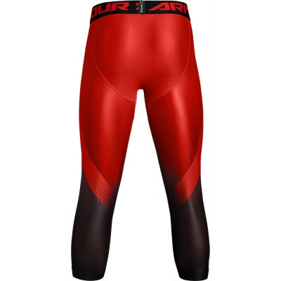 HG ARMOUR 2.0 3/4 LEGGING - RED