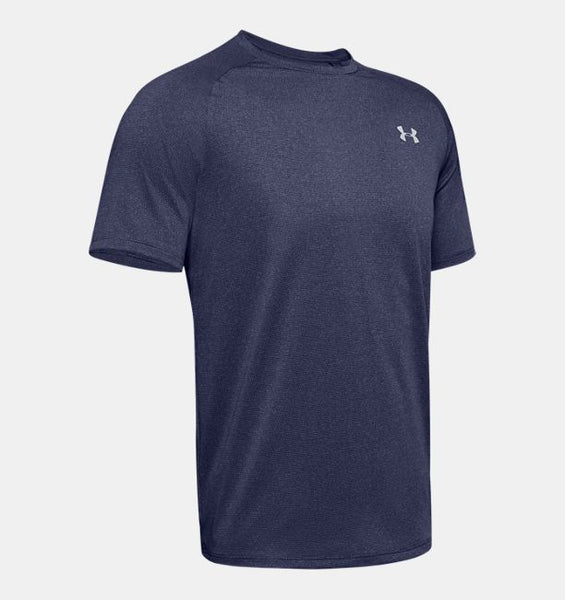 M TECH 2.0 SS TEE- BLUE INK 497