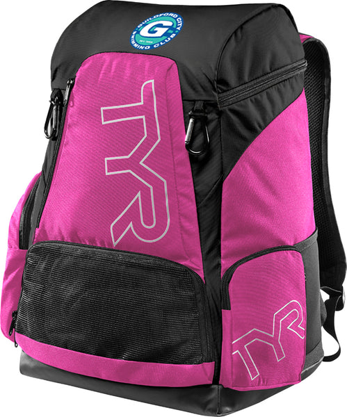 GCSC/TYR 45L BACKPACK PINK