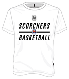 SCORCHERS SIGNATURE T-SHIRT - WHITE