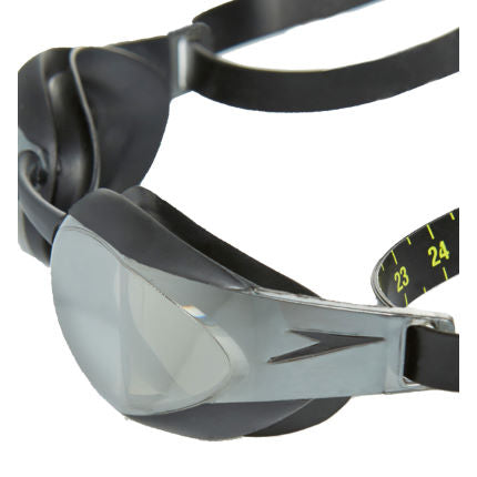 FASTSKIN ELITE MIRROR GOGGLES - BLACK/SMOKE