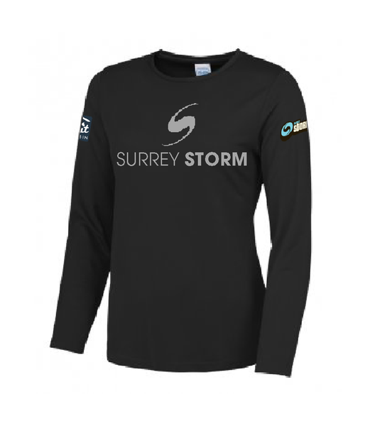 JUNIOR STORM 20 LONG SLEEVE TEE