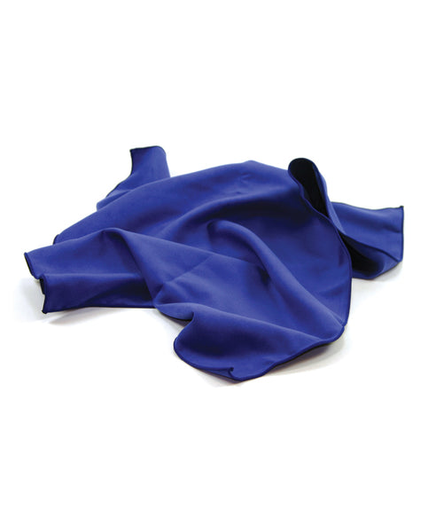 SWIMMERS DRY TOWEL BLUE XL