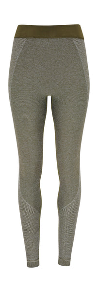 SCULPTURE LEGGINGS - OLIVE