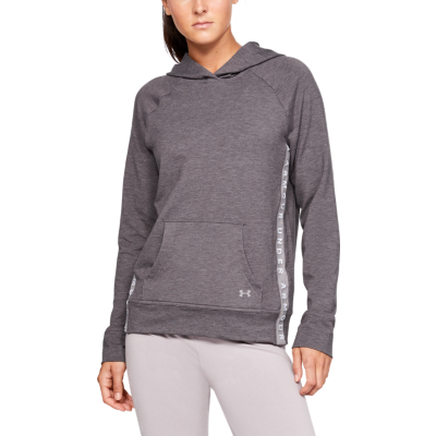 FEATHERWEIGHT FLEECE HOODY - GREY