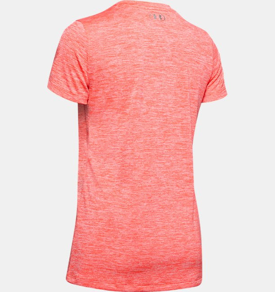 W TECH TWIST V-NECK TEE BETA 628