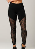 HARPER F/L TIGHTS BLACK
