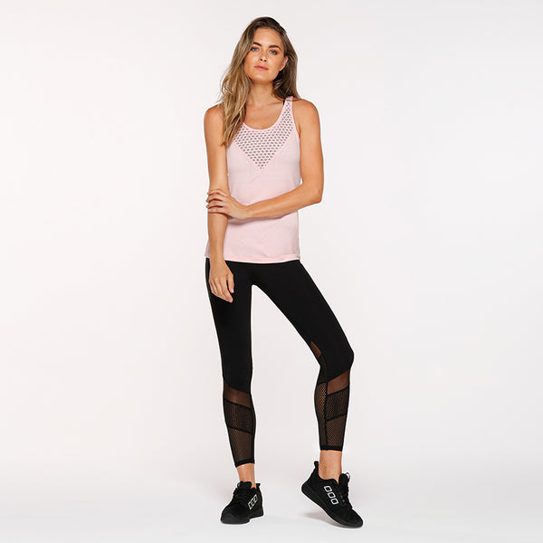 SWEAT IT OUT EXCEL TANK - PINK