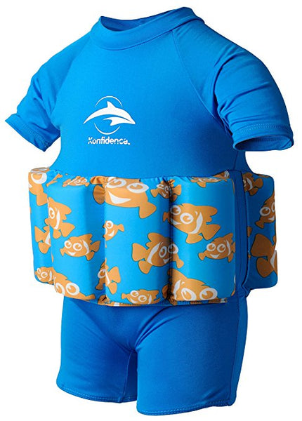 KONFIDENCE FLOATSUIT CLOWNFISH