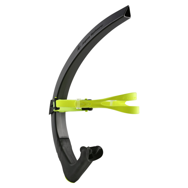 MP FOCUS SNORKEL SMALL - BLACK/NEON