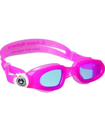 MOBY KID GOGGLE PINK/WHITE/BLUE