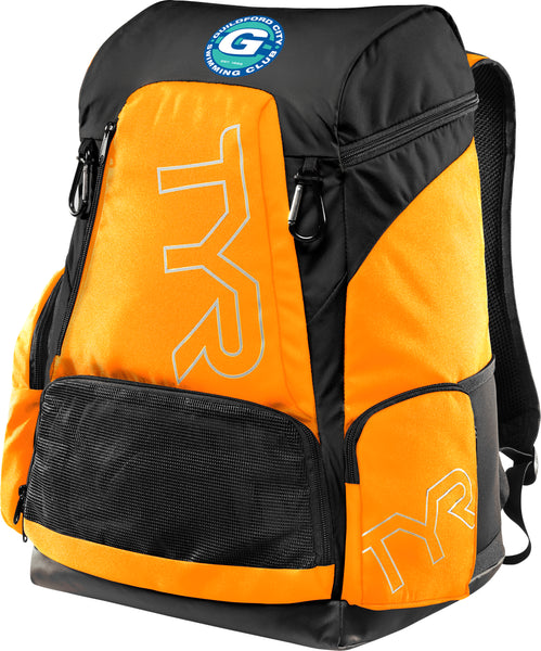 GCSC/TYR 45L BACKPACK ORANGE