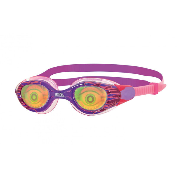J SEA DEMON GOGGLE - PURPLE/PINK/HOLOGRAM