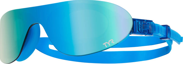TYR SWIM SHADES GOGGLE BLUE