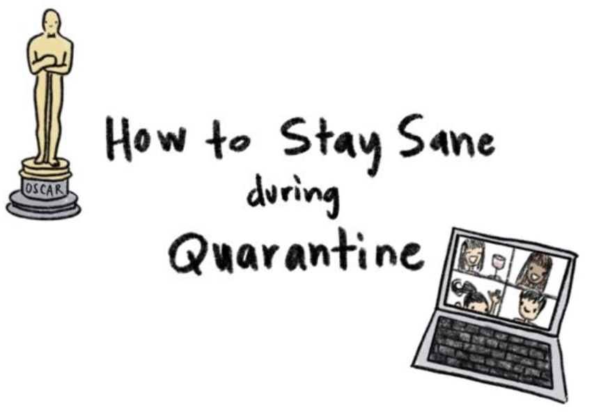 9 Ways to Stay Sane During Quarantine