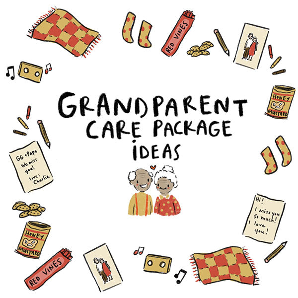 6 Grandparent Care Package Ideas