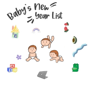 Baby's New Year's List