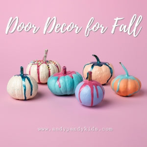 Door Decor for Fall