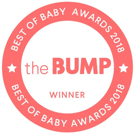 ANDY PANDY NAMED WINNER OF THE BUMP BEST OF BABY AWARDS