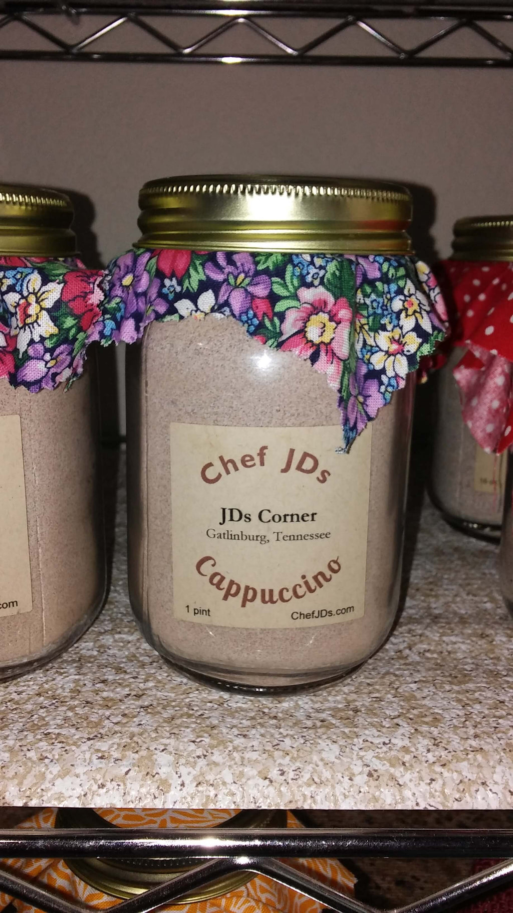 Chef JDs Cappuccino