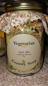 Vegetarian Country Soup