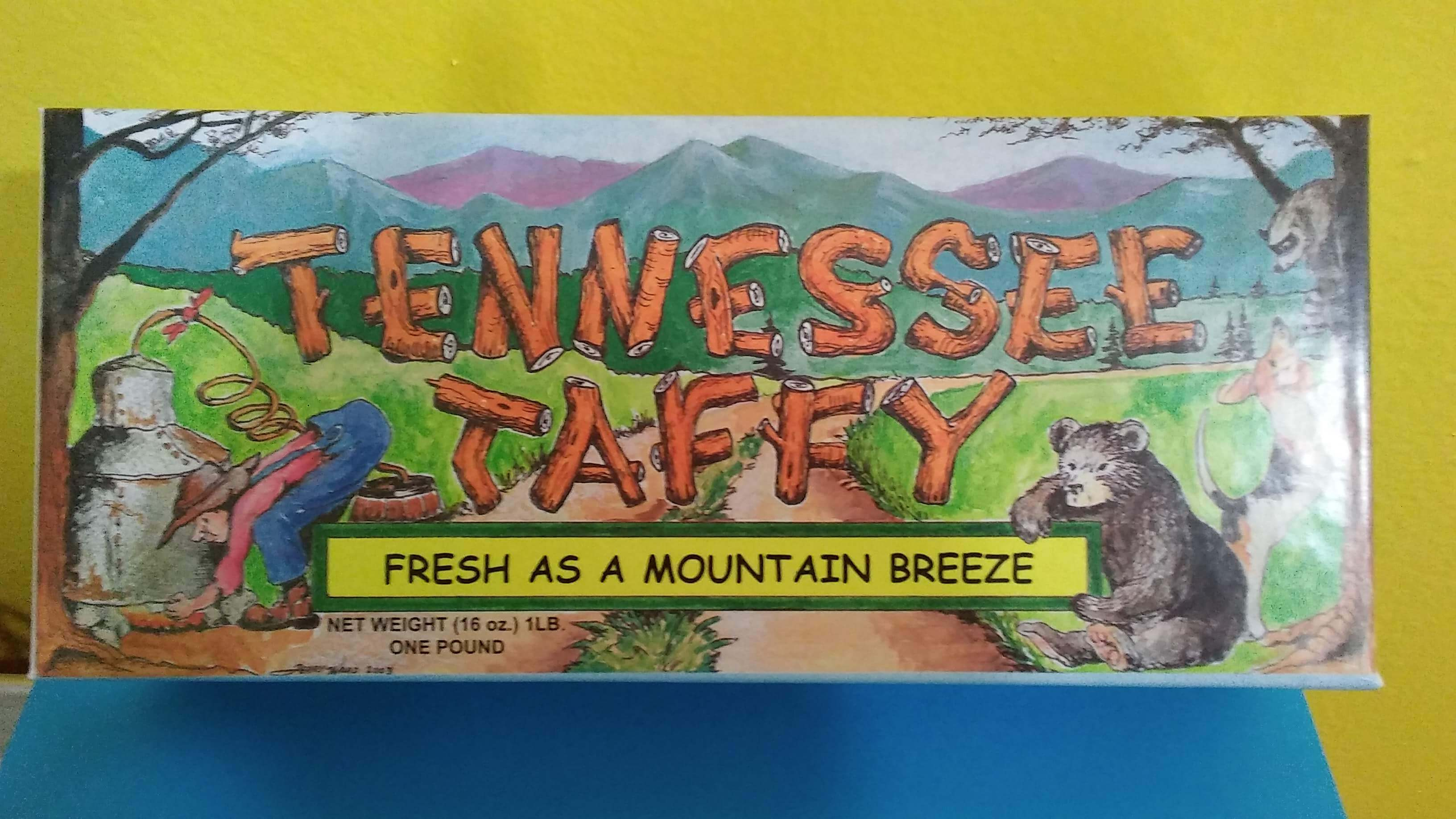 Tennessee Taffy