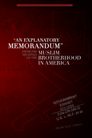 An Explanatory Memorandum (Muslim Brotherhood)
