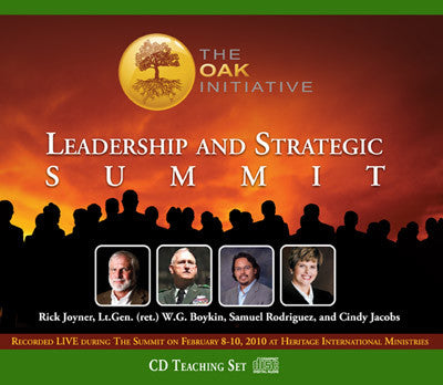 February 2010 Leadership Summit CD Set