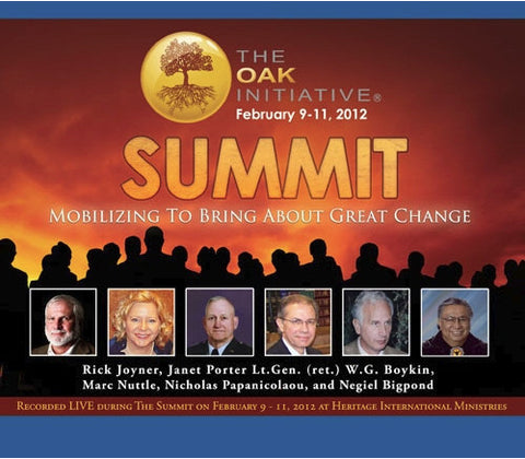 February 2012 Summit DVD Set