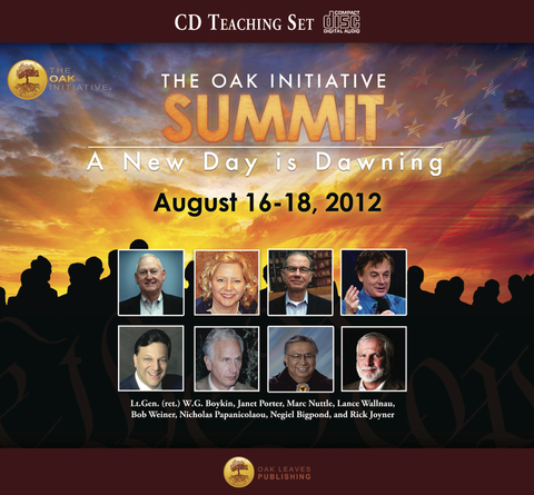 August 2012 Summit CD Set