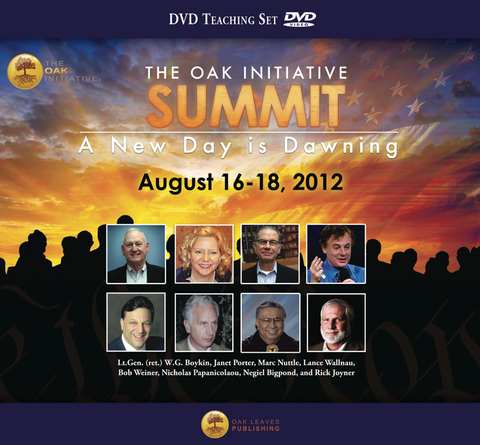 August 2012 Summit DVD Set