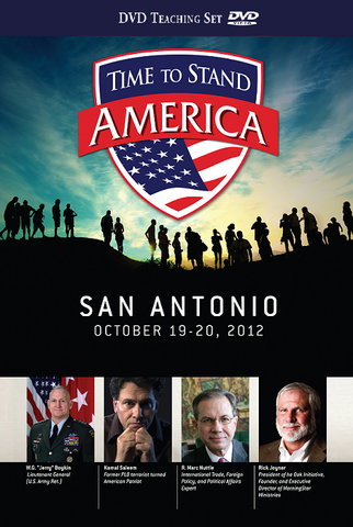 Time To Stand America 2012 - San Antonio - DVD Set