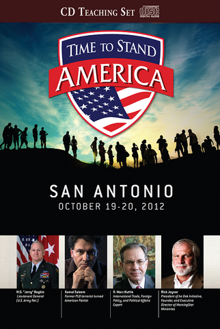 Time To Stand America 2012 - San Antonio - CD Set