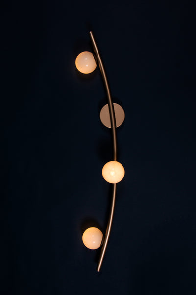 Comet Wall Sconce- Small