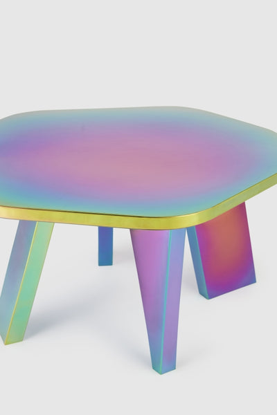 Rainbow Center table - Small