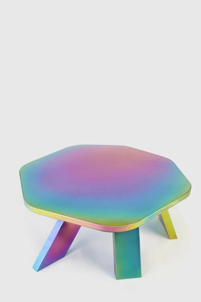Rainbow Center table - Big