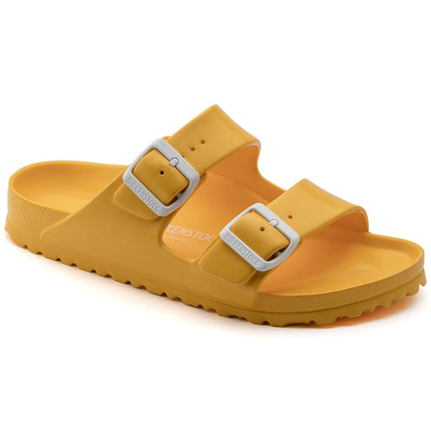 Birkenstock Arizona EVA Scuba Yellow Sandal (Narrow)