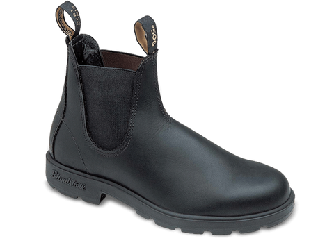 Blundstone 510 - Black Premium Leather Boot (500 Series)