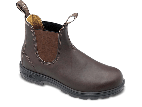 Blundstone 550 - Walnut Brown Premium Leather Boot (550 Series)