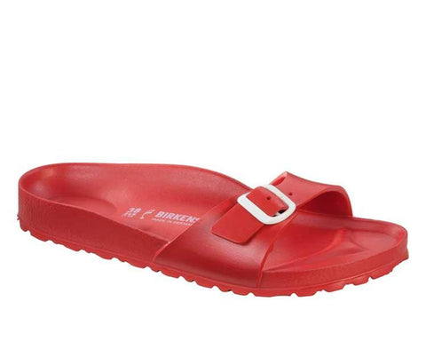 Birkenstock Madrid Red EVA Women's Sandal (Narrow)