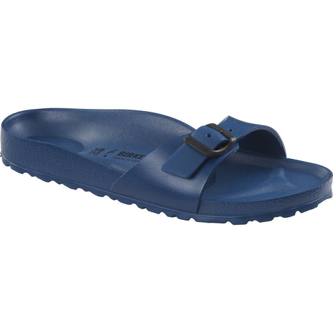 Birkenstock Madrid Navy EVA Women's Sandal (Narrow)