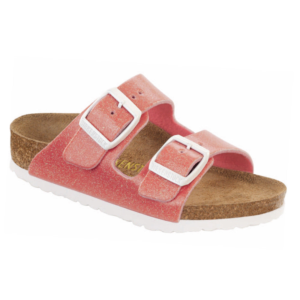 Birkenstock Arizona Magic Galaxy Pink Birko-Flor Girl's Sandal