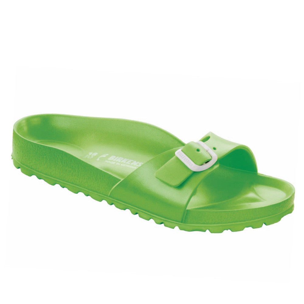 Birkenstock Madrid Green EVA Women's Sandal (Narrow)