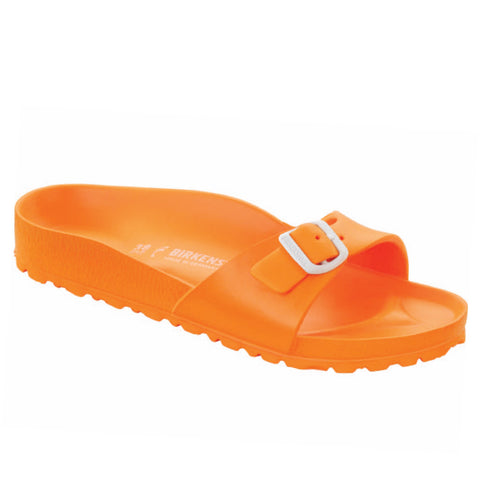 Birkenstock Madrid Orange EVA Women's Sandal (Narrow)