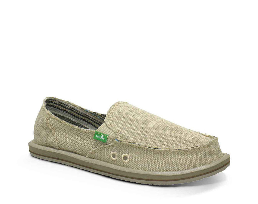 Sanuk Donna Hemp Natural Sidewalk Surfer Sandal