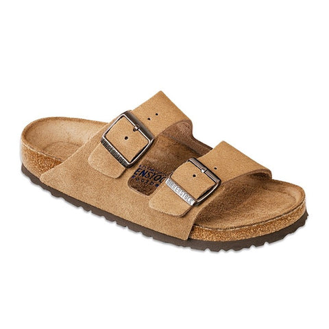 Birkenstock Arizona Jasper Suede Men's Sandals
