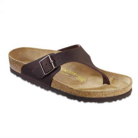 Birkenstock Como Habana Oiled Leather Men's Sandals